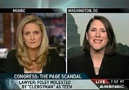 Charmaine_MSNBC_Foley_100406.JPG